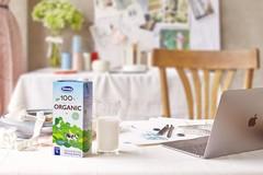 Vinamilk ra mắt sữa tươi 100% Organic đầu tiên sản xuất tại Việt Nam
