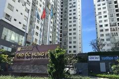 Cao ốc Hưng Phát được bàn giao từ cuối năm 2014