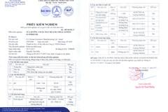 Hà Nội công bố kết luận về chất lượng sản phẩm Deaura