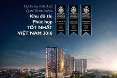 Chiêm ngưỡng khu đô thị phức hợp tốt nhất Việt Nam