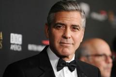 Nam diễn viên George Clooney sở hữu khuôn mặt đẹp nhất thế giới. Ảnh: WP.