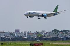 Bamboo Airways bay đúng giờ gần 99%