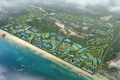 FLC Quảng Bình trải dài trên 5km đường bờ biển đắt giá bậc nhất tại miền Trung.