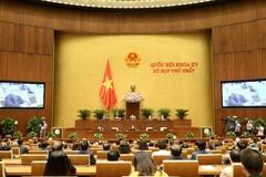 Phê chuẩn bổ nhiệm chức vụ 18 Bộ trưởng và 4 thành viên khác của Chính phủ