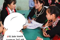 UNESCO phát động chiến dịch 'Vì bức tranh tương lai có trẻ em gái'