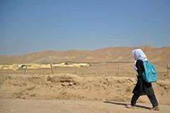 Giấc mơ đến trường bị chôn vùi của trẻ em Afghanistan