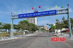 Khu đô thị du lịch biển Phan Thiết của Công ty Rạng Đông, một trong chín dự án bị Bộ Công an đề nghị cung cấp hồ sơ vì có dấu hiệu vi phạm pháp luật. Ảnh: Lê Xuân Thọ