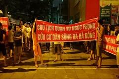 Cư dân toà nhà hỗn hợp Sông Đà-Hà Đông tại 131 Trần Phú đang cầu cứu cơ quan chức năng