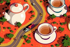 Một tách trà là phần rất quan trọng trong chuyến du lịch tại Australia.