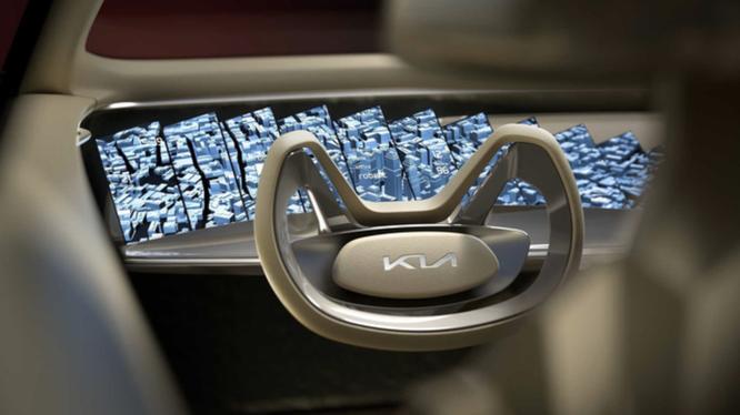 """KIA có logo mới - """"sang"""" hơn, cao cấp hơn"""
