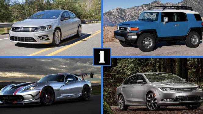 5 mẫu xe đã ngừng sản xuất nhưng vẫn có doanh số bán trong năm 2019