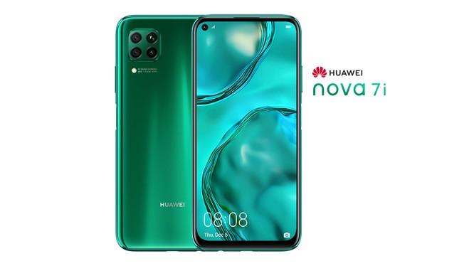Huawei Nova 7i chính thức có mặt tại Việt Nam