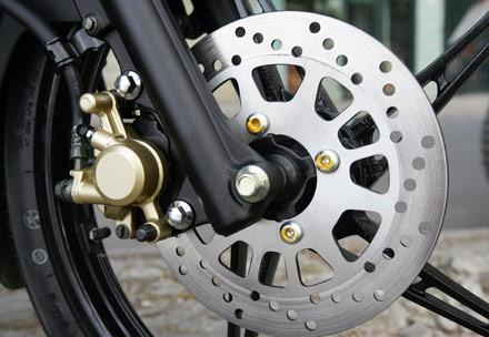 Tìm hiểu tác dụng của những lỗ nhỏ trên đĩa phanh xe máy