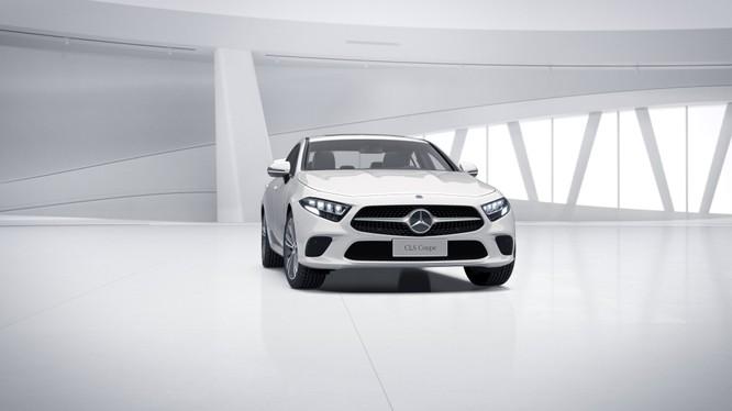Mercedes-Benz CLS 260 2020 được trang bị động cơ 4 xi-lanh 1.5l tại Trung Quốc