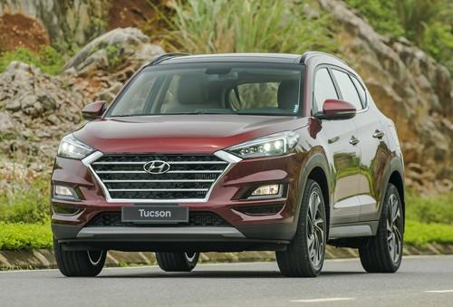 Những ưu điểm giúp Hyundai Tucson hút khách tại Việt Nam