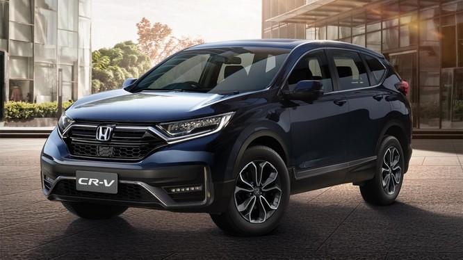 Mặc Covid 19 đe doạ, Honda Việt Nam ra mắt phiên bản mới Honda CR-V 2020
