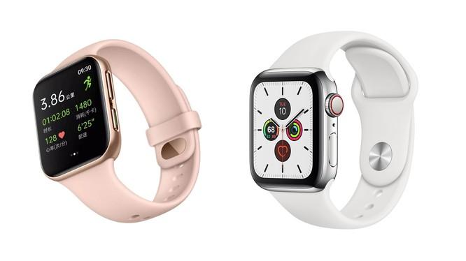 Apple Watch phiên bản bắt chước đắt hơn phiên bản thật