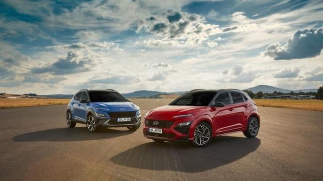 Hyundai KONA 2021 chính thức ra mắt, giá từ 472 triệu đồng