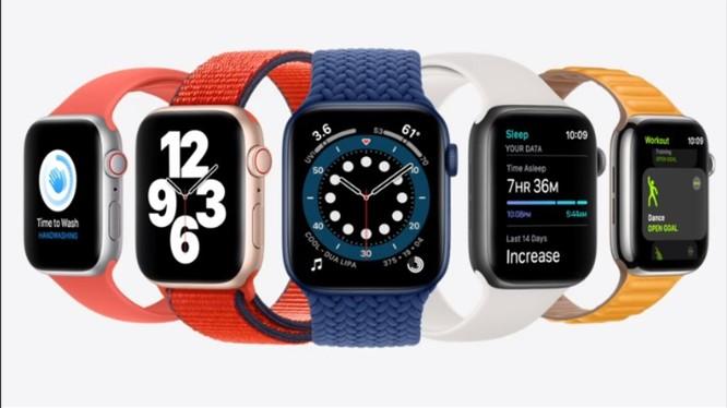 Apple Watch Series 6 và Apple Watch SE giống và khác nhau ở điểm nào?