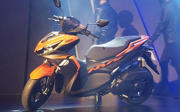 Yamaha NVX 155 VVA mới giá 53 triệu đồng, đấu Honda PCX tại Việt Nam