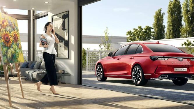 Doanh số của Vinfast trong tháng 11, cán mốc 30.000 xe bán ra sau 18 tháng gia nhập thị trường