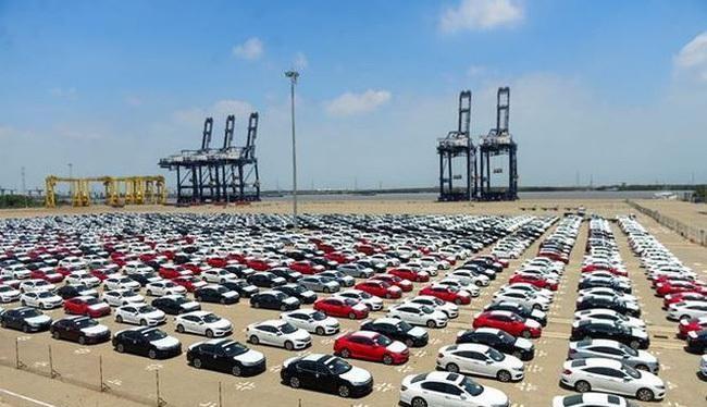 Việt Nam đang nhập khẩu ôtô từ những nước nào?