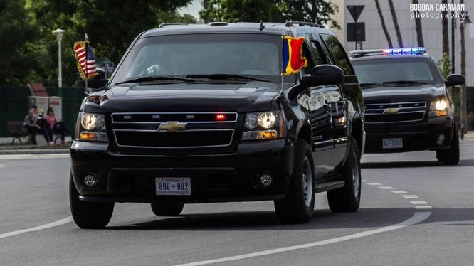 Mỹ sẽ thay thế toàn bộ xe công vụ bằng ô tô chạy điện