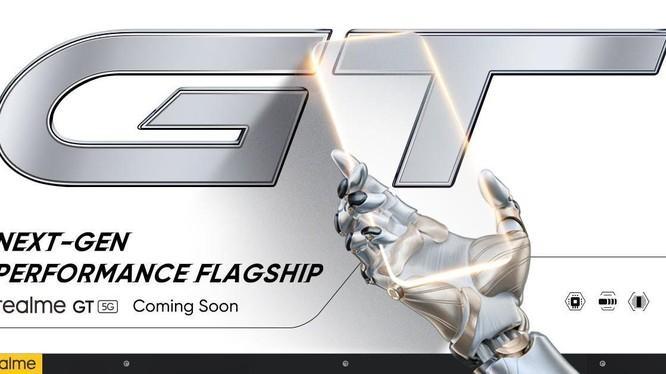 Realme ấn định ngày ra mắt flagship sử dụng chip Snapdragon 888