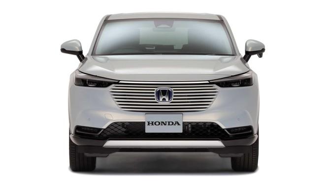 Honda HR-V 2021 ra mắt với nhiều thay đổi