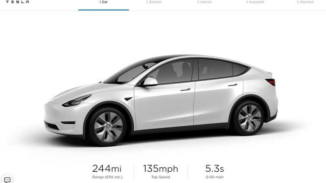 Tesla loại bỏ phiên bản Model Y giá rẻ