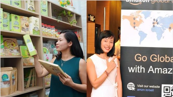 Sự tiến lên của thế hệ phụ nữ Việt làm chủ doanh nghiệp với nền tảng số