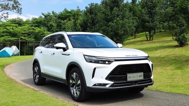 Ô tô Trung Quốc và sự gia nhập thị trường Việt Nam