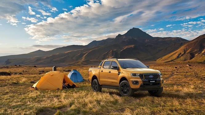 Ford tăng trưởng 152% doanh số trong quý I năm 2021