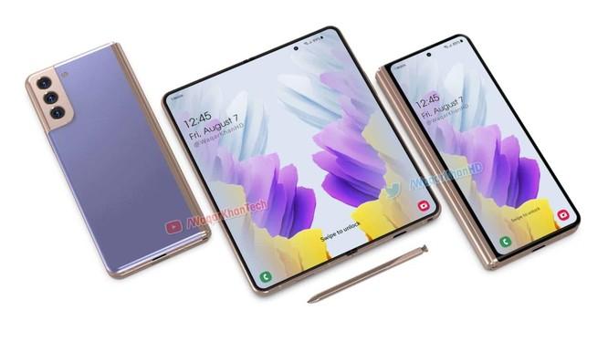Samsung Galaxy Z Fold 3 đã đạt chứng nhận 3C có số model SM-F9260