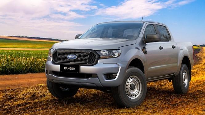 Ford Ranger và Ford Everest tiếp tục dẫn đầu phân khúc bán tải và SUV trong tháng 4/2021
