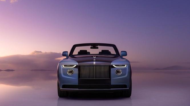 Rolls-Royce Boat Tail - siêu sang trọng với mức giá 28 triệu USD