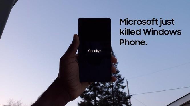 Windows Phone đã bị khai tử, nhưng thiết kế hệ điều hành thì vẫn trường tồn theo thời gian