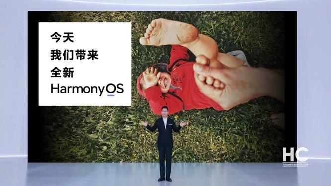"""Huawei chính thức phát hành HarmoryOS 2.0, """"One as All, All as One"""""""