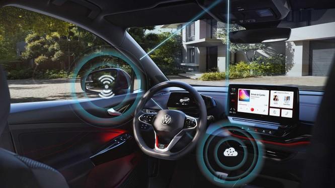 Volkswagen ID.3 và ID.4 sẽ là những mẫu xe đầu tiên được cập nhật phần mềm từ xa