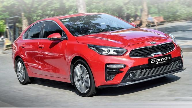 Doanh số Kia Cerato tăng đột biến nhờ giảm giá kỷ lục