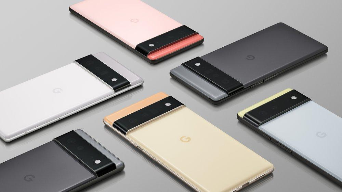 Google giới thiệu Pixel 6 và Pixel 6 Pro, chiếc flagship thực thụ của Google