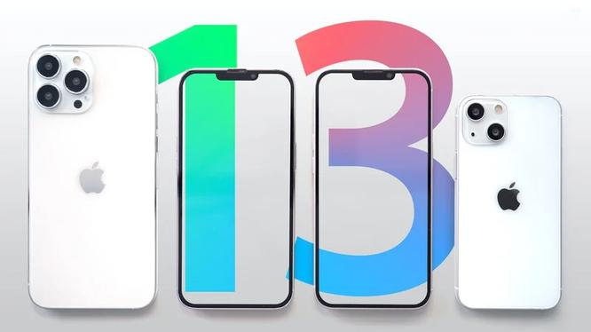 Apple sẽ ra mắt iPhone 13 vào ngày 21 tháng 9?