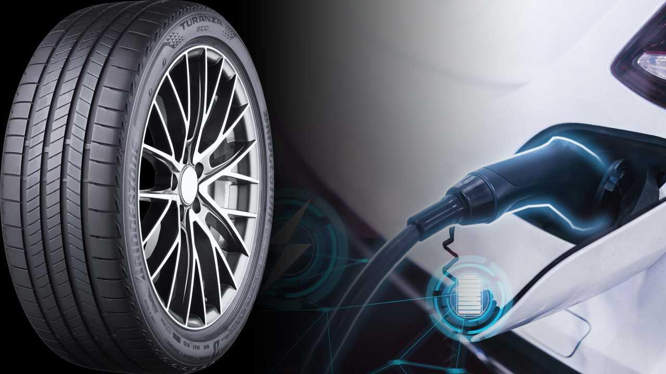 Bridgestone chuyển hướng sản xuất lốp chuyên dùng cho xe điện