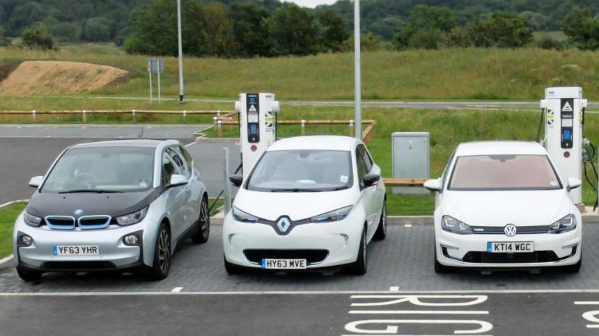 Top 10 mẫu xe điện bán chạy nhất thế giới