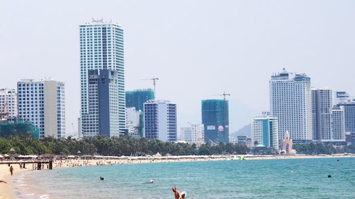 """Hàng loạt dự án khách sạn lớn ở Nha Trang """"dính"""" sai phạm đất đai"""