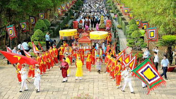 Số hóa 100% dữ liệu lễ hội truyền thống