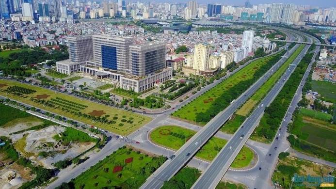Hệ tiện ích tại khu vực phía Tây Hà Nội ngày càng hoàn thiện