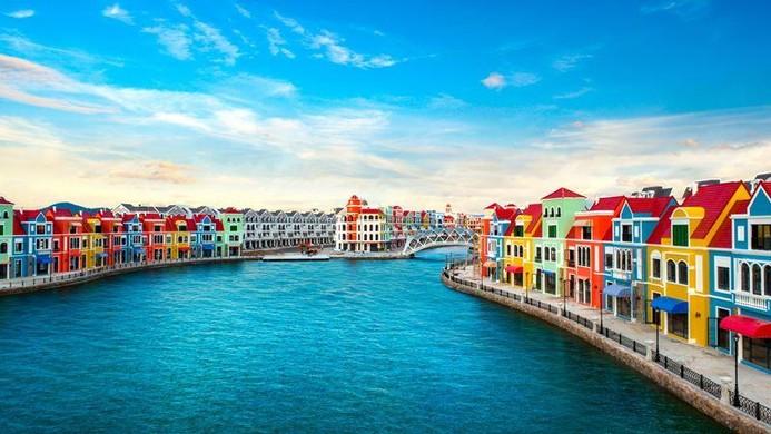Grand World - Phú Quốc United Center bán hàng ngàn sản phẩm, trị giá nhiều ngàn tỷ đồng ngay sau khi Phú Quốc lên thành phố.