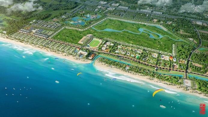 """Bất động sản nghỉ dưỡng ven biển sẵn sàng đón """"sóng"""" tăng trưởng hậu đại dịch"""