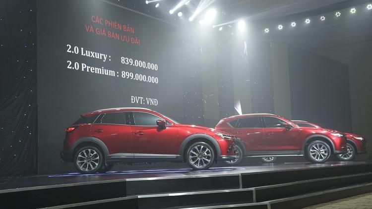 """Mazda ra mắt CX-3 và CX-30 """"Thế hệ mới - Đẳng cấp mới"""""""